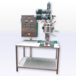 CR 5 - Contra-rotating laboratory mixing device